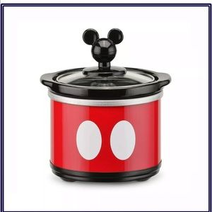Disney Mickey Mouse Mini Crock pot new